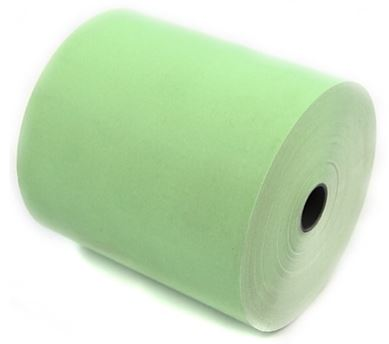 Thermo groen 80x80x12 mm (75m)